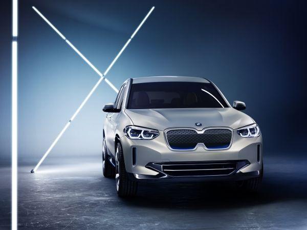 宝马集团2018年北京车展全面展示创新实力
