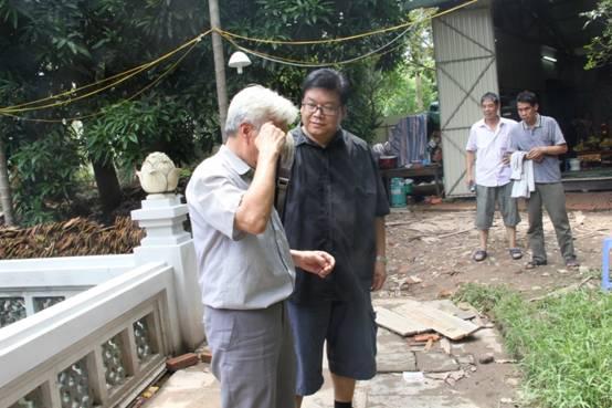 一位越南老知识分子的中国不了情(上)