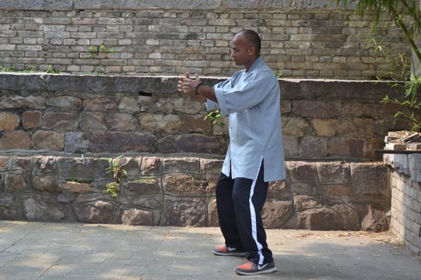 印度小伙逾十年少林学武,欲终生传播少林文化