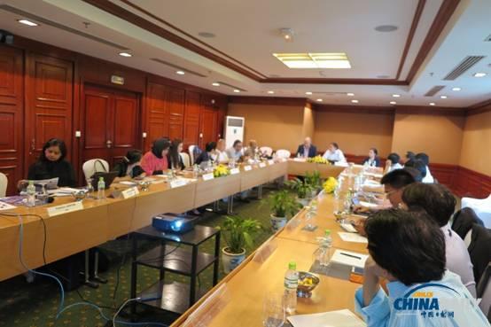 中国日报记者亲历亚洲新闻联盟例行会议在越南河内召开