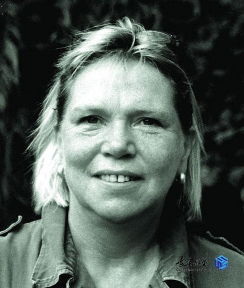 如荷兰女雕塑家玛丽安娜