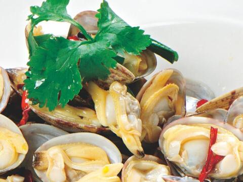 辣炒蛤蜊2