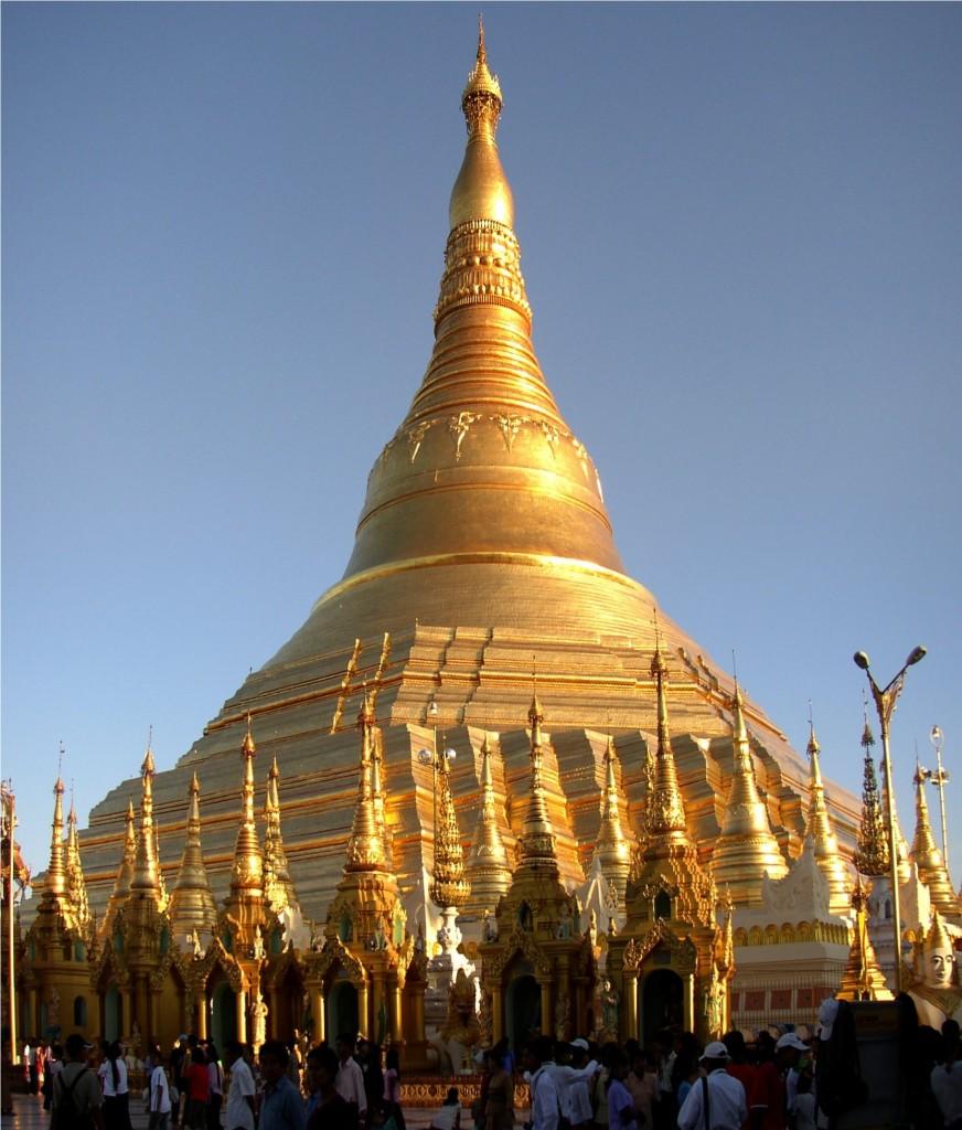 Shwedagon-Pano