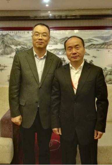 记者专访润泽东方总经理熊兴保