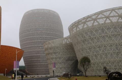 醴陵世界陶瓷艺术城