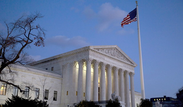 美国华盛顿,最高法院。CFP供图