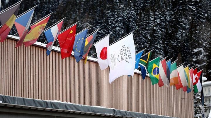 世界经济论坛2019年年会在瑞士达沃斯开幕(组图)