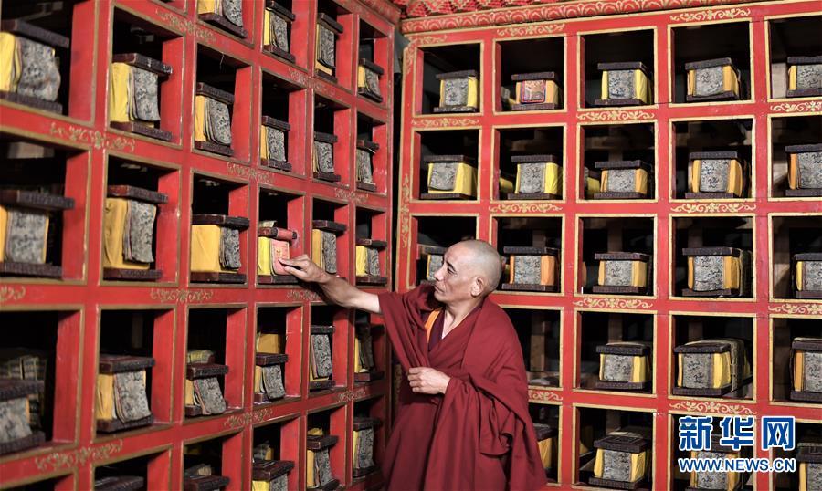 (图文互动)(4)我国将斥资3亿元开展布达拉宫古籍文献保护利用工作