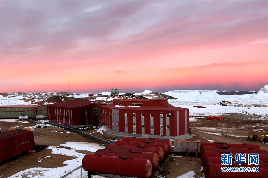 (第35次南极科考·图文互动)(1)中国南极中山站迎来建站30周年
