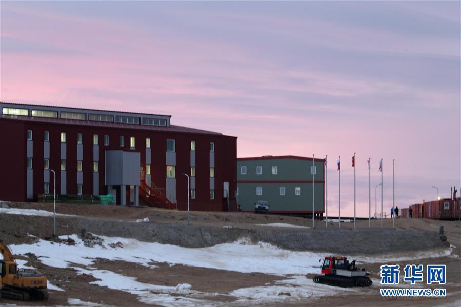 (第35次南极科考·图文互动)(4)中国南极中山站迎来建站30周年