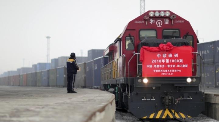 """【中国那些事儿】意大利多位政要明确表态:中国""""一带一路""""这趟列车不容错过"""