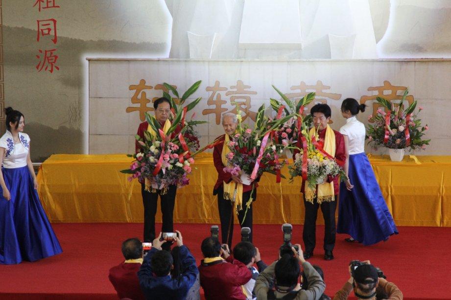 澳洲华人举办己亥年恭拜黄帝大典 追根溯源传颂文明