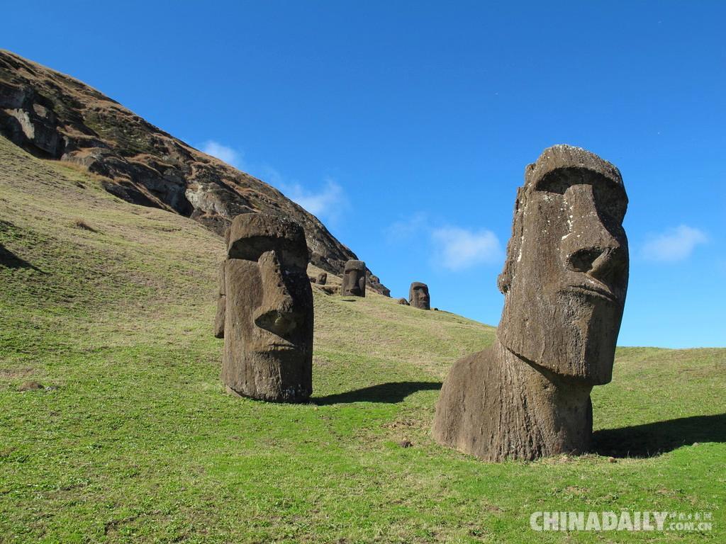 """去复活节岛上度假 这个地球""""肚脐""""真的藏满未解之谜!"""