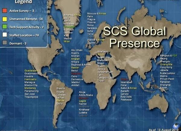 克劳德·德莱斯:世界超隐秘情报机构——美国国家安全局