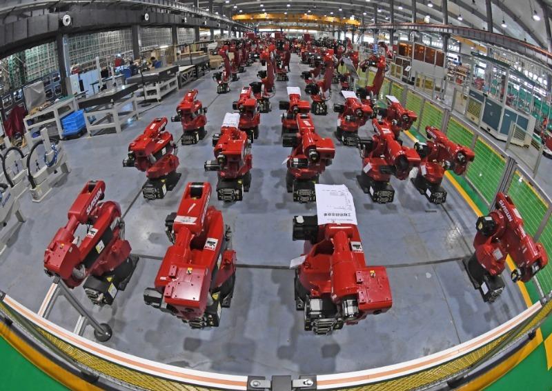 """【中国那些事儿】东北新经济推动高质量发展港媒:中国""""锈带""""开始闪光"""