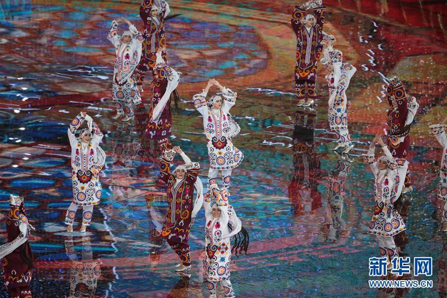 (亚洲文明对话大会)亚洲文化嘉年华在京举行