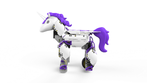 """优必选""""独角兽""""机器人国内上市,打造属于女孩的智能编程教育机器人"""