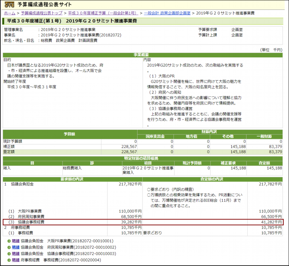 企画 日本 支援