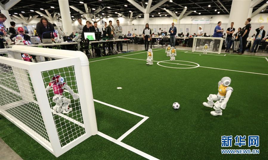 (国际)(2)2019年机器人世界杯在悉尼举行