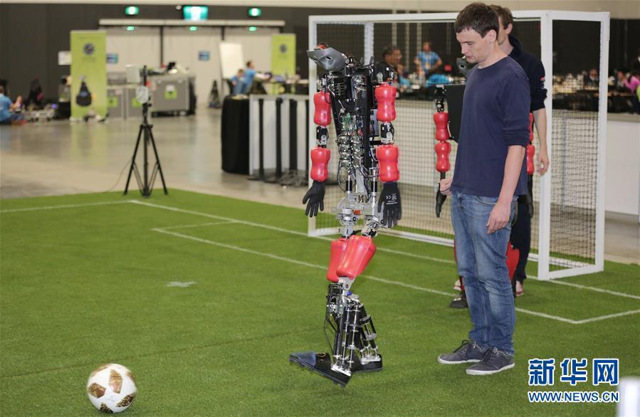(国际)(3)2019年机器人世界杯在悉尼举行