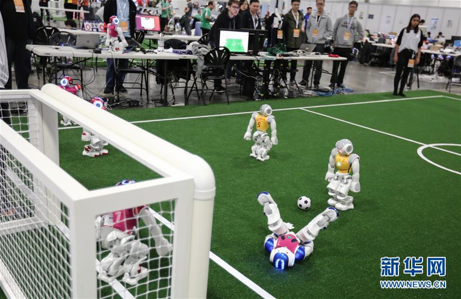 (国际)(5)2019年机器人世界杯在悉尼举行