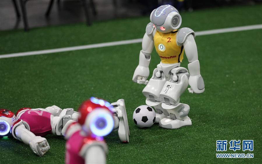 (国际)(6)2019年机器人世界杯在悉尼举行