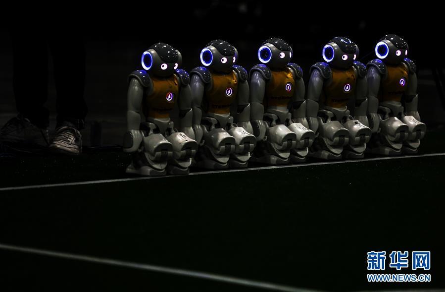 (国际)(7)2019年机器人世界杯在悉尼举行