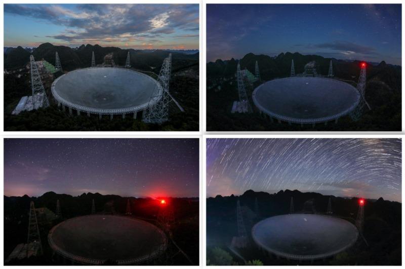 """<b>【中国那些事儿】首次探测到快速射电暴外媒:中国天眼发现""""宇宙深处的神秘电波""""</b>"""