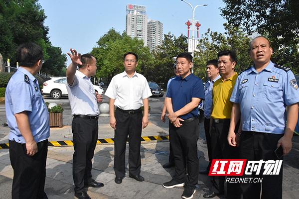 衡阳:标本兼治 全力整治城区车辆乱停乱放现象
