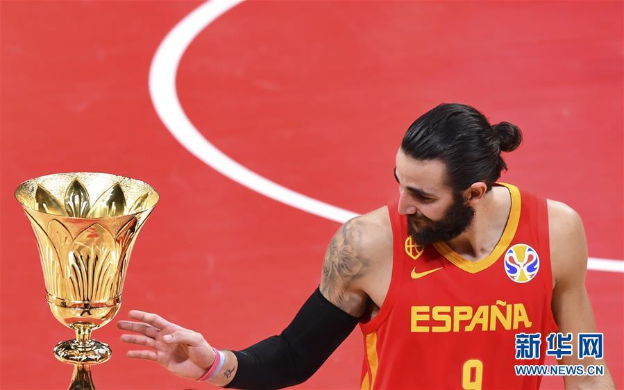 (篮球世界杯)(5)篮球——西班牙队夺冠