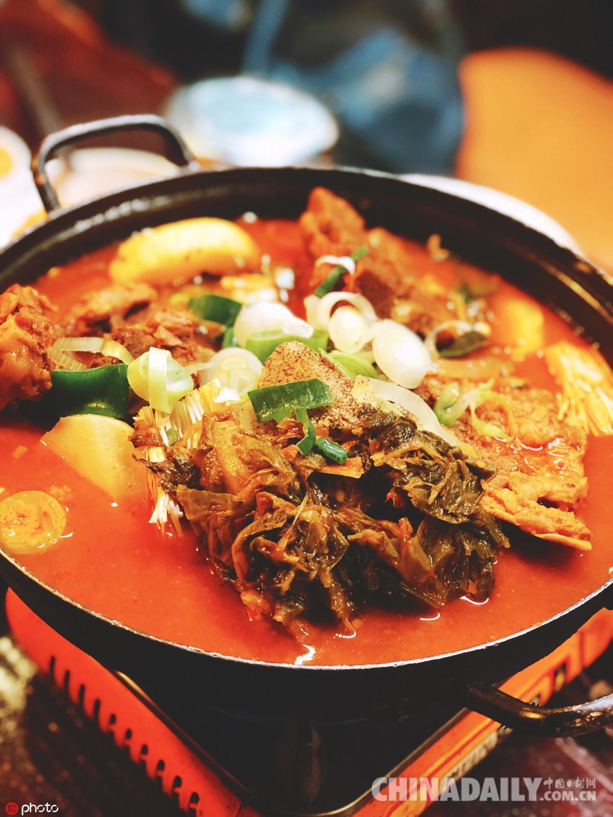 去韩国旅游必看 首尔美食景点一网打尽