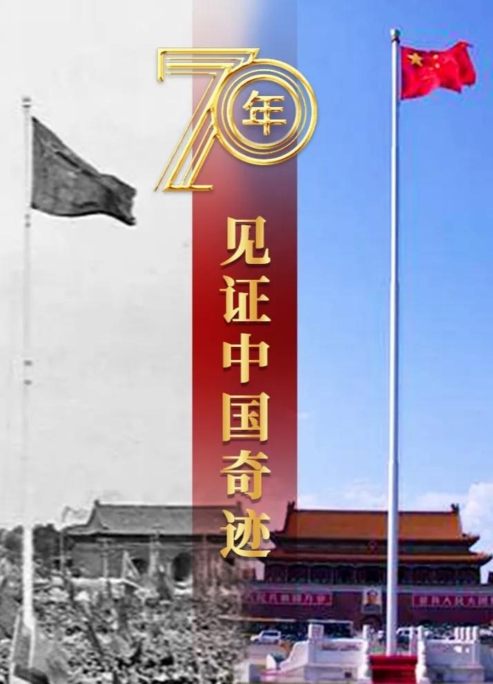 全程高能!中国经济70年,这组数