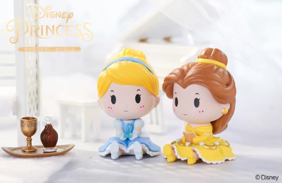 那不勒斯教母梅莉嘉_公主系列梦幻降临 泡泡玛特携手迪士尼圆你公主梦