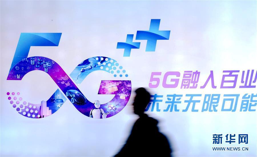 (社会)(8)2019中国国际数字经济博览会在河北石家庄开幕