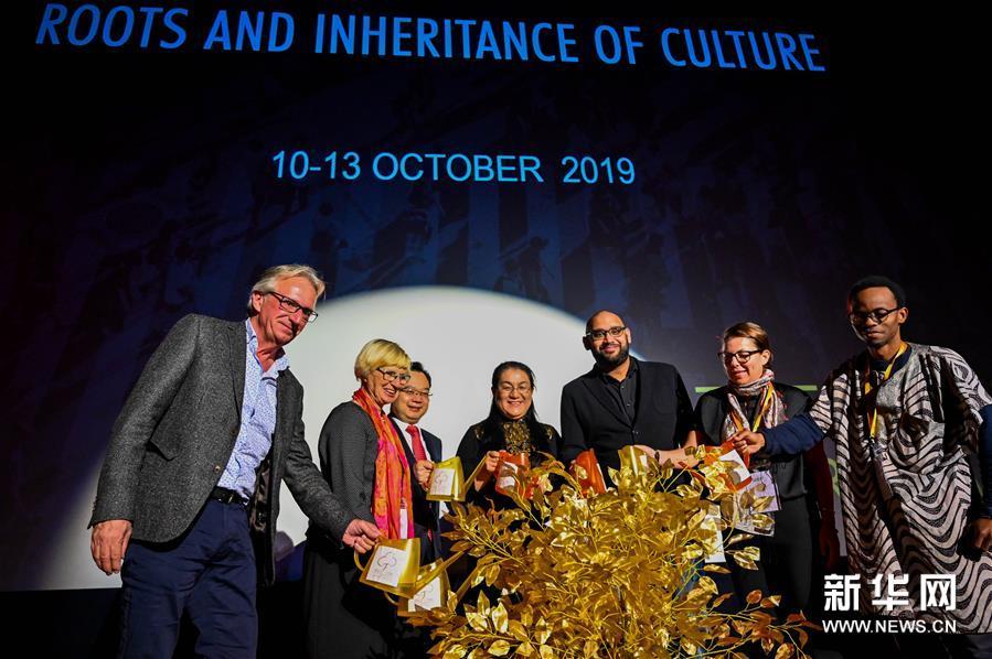 (國際)(1)第四屆金樹國際紀錄片節在法蘭克福開幕