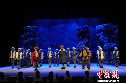 舞台上的山西魅力:地方戏曲诠释三晋文化