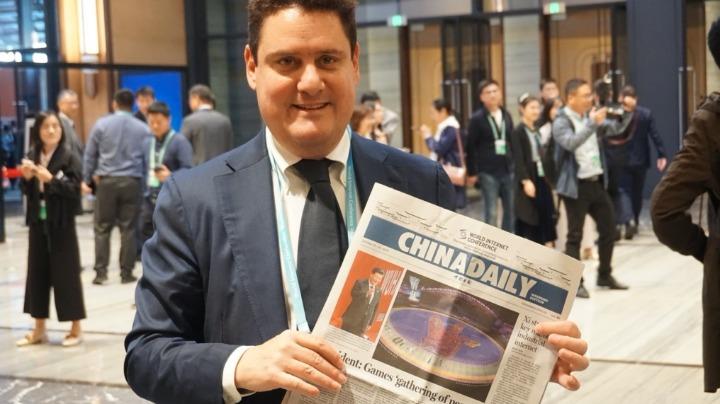【中国那些事儿】中国互联网25年,世界期待中国灵感