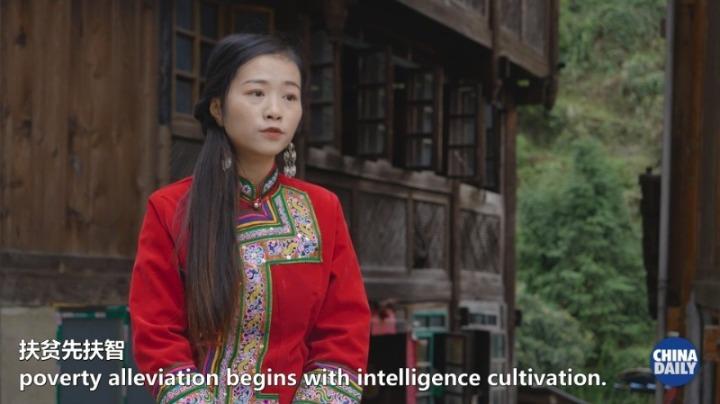 """【中国那些事儿】老外体验""""直播""""卖货:中国精准扶贫还能这么干"""