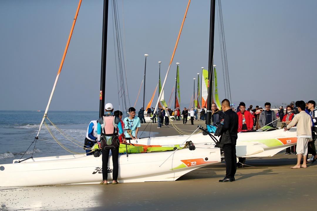 """帆船体验日带来全民狂欢 2019"""""""