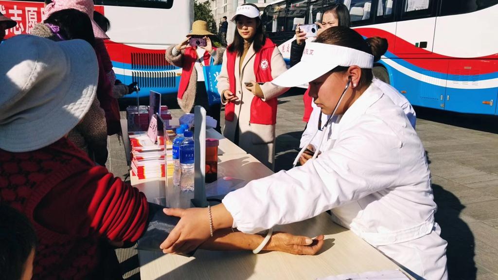 云南安寧開展2020年文化科技衛生