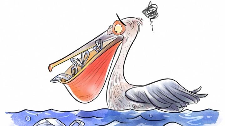中国日报漫画:禁塑令