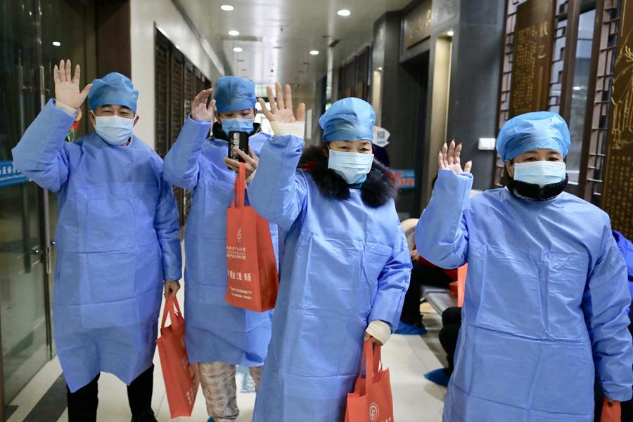 中医药参与抗肺炎,防控成果初步显现
