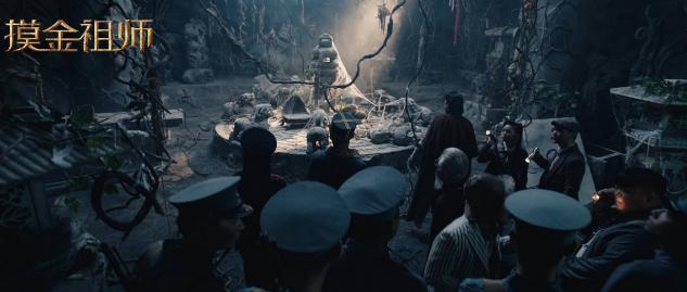 《摸金祖师》2月24日上线 带你开启惊险盗墓之旅
