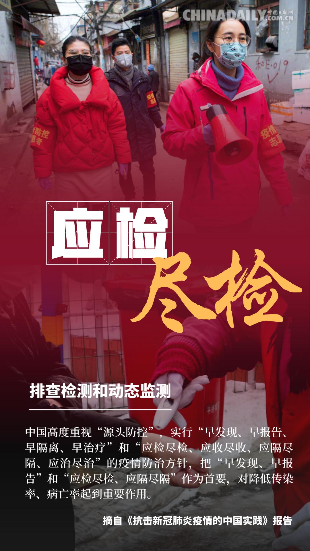 社会实践报告_海报 抗击新冠肺炎疫情的中国实践 - 中国日报网
