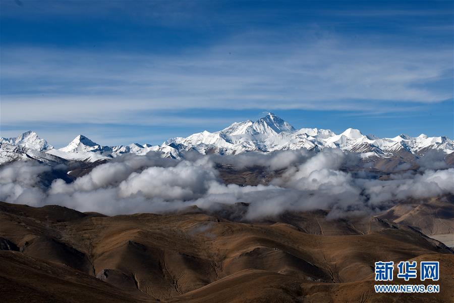 (2020珠峰高程测量)(6)珠峰自然保护区掠影