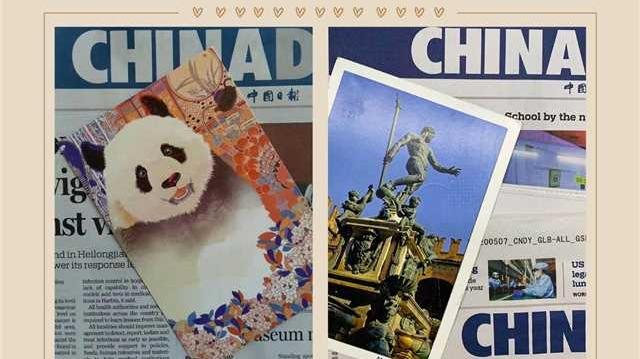 【中国那些事儿】一张意大利明信片历经3个月寄到中国:保佑你们和世界共渡难关