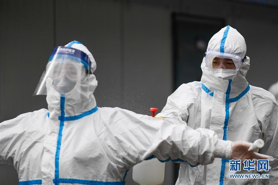 (聚焦疫情防控·图文互动)(1)吉林市丰满区疫情风险等级调整为高风险