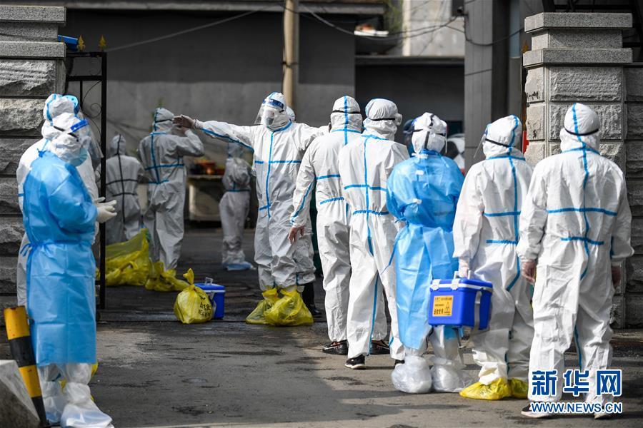 (聚焦疫情防控·图文互动)(4)吉林市丰满区疫情风险等级调整为高风险