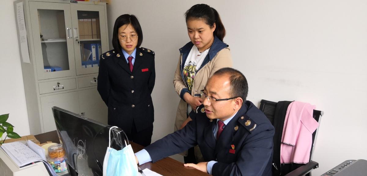 甘肃会宁:信用等级评定助力疫情税政宣传落地见效