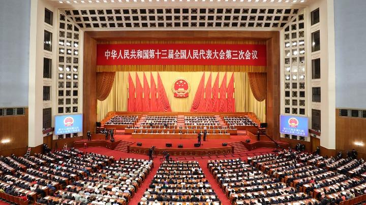 【中国那些事儿】外媒两会观察:应对后疫情时代 中国政策储备充足